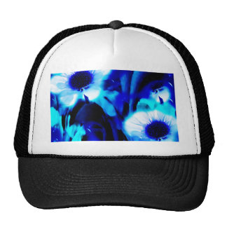 Petals Flower Beautiful Soft Gift Wonderful Garden Trucker Hat