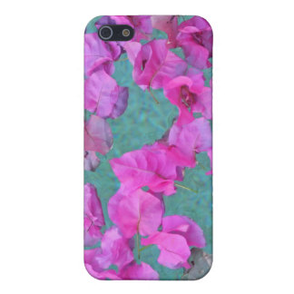 Petals in the Pool iPhone SE/5/5s Cover