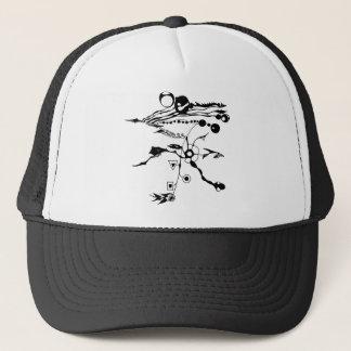 Petals of Mystery Trucker Hat