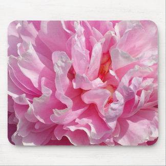 Petals of Pink Peony Mousepad