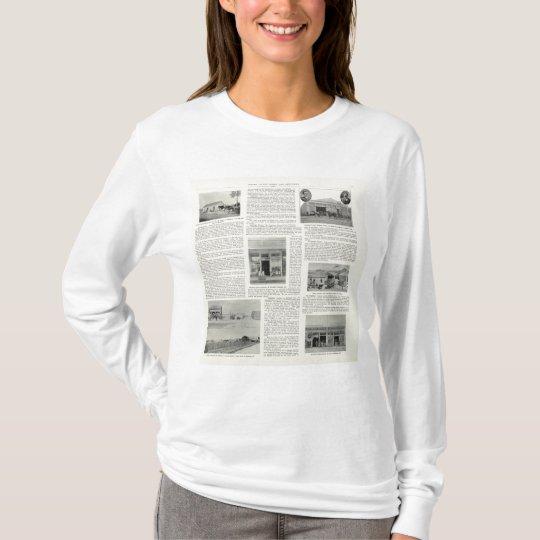 Petaluma Businesses, California T-Shirt