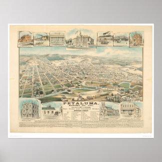 Petaluma, CA. (1314A) Print