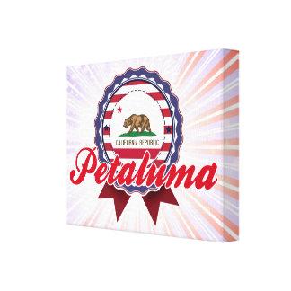 Petaluma, CA Canvas Prints