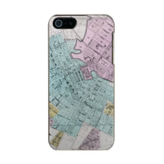 Petaluma, California 2 Metallic Phone Case For iPhone SE/5/5s