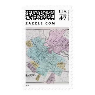 Petaluma, California 2 Postage Stamp