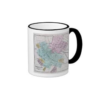 Petaluma, California 2 Ringer Coffee Mug