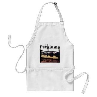 Petaluma California Delantales