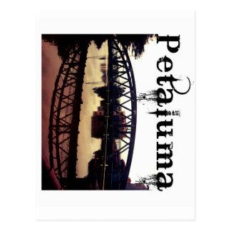 Petaluma California Postcard