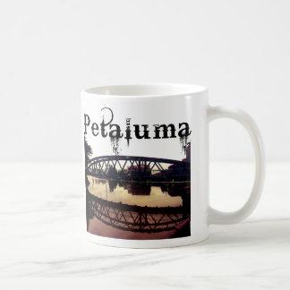 Petaluma California Taza De Café