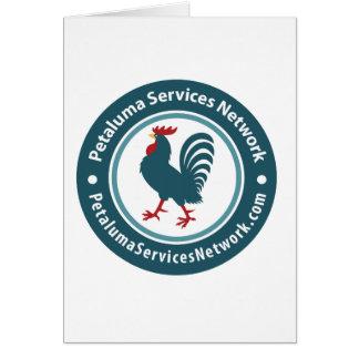 Petaluma Services Network Card