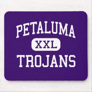 Petaluma - Trojans - High - Petaluma California Mouse Pad