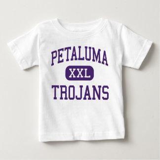 Petaluma - Trojans - High - Petaluma California Shirts