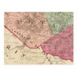 Petaluma y los municipios de Vallejo Tarjeta Postal