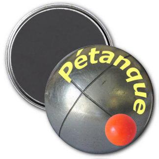 Petanque Boule Magnet