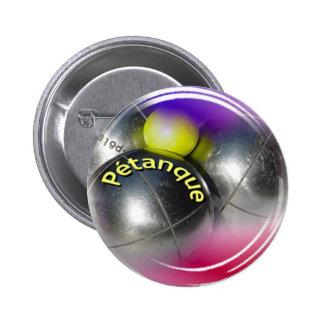 Petanque Pin / Button 2'1/4