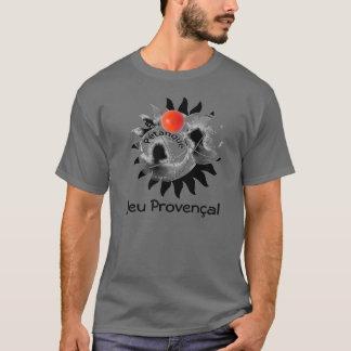 """Petanque T-Shirt """"Jeu Provencal"""""""