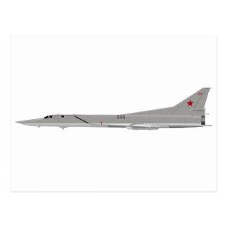 Petardeo de Tu-22M Postal