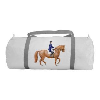 Petate del Equestrian del caballo del Dressage Bolsa De Deporte