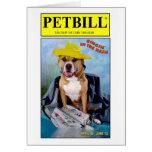 PetBill, (Singin en la lluvia) Felicitación