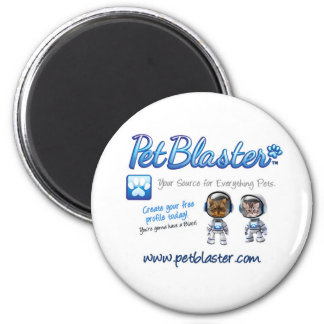 PetBlaster Hats, T-Shirts , Mugs, Pet Clothing Magnet