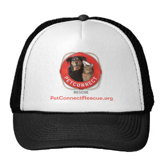 PetConnect Rescue Trucker Hat