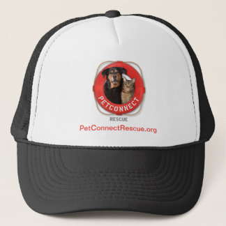 PetConnect Rescue Trucker Hat