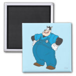 Pete 2 Inch Square Magnet