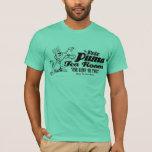 "Pete Puma Tea Room 2 T-Shirt<br><div class=""desc"">Design part of a series from the Retro Collection</div>"