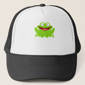 Pete the Frog Trucker Hat
