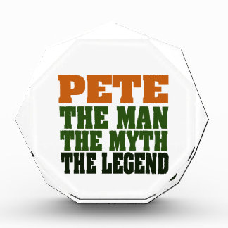 Pete - the Legend Award