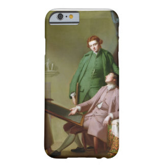 Peter and James Romney, 1766 (oil on canvas) Barely There iPhone 6 Case