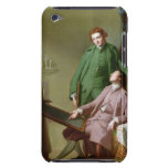 Peter and James Romney, 1766 (oil on canvas) Barely There iPod Cover