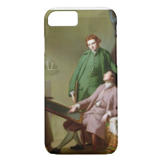 Peter and James Romney, 1766 (oil on canvas) iPhone 7 Case