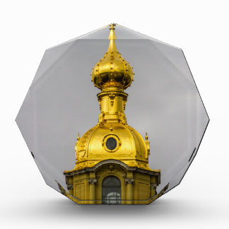 Peter and Paul Fortress St. Petersburg Russia Acrylic Award