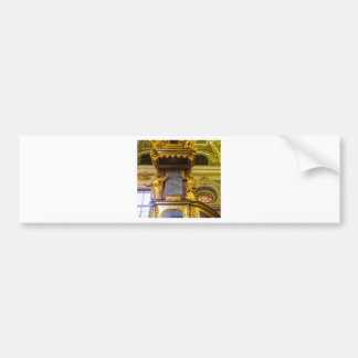 Peter and Paul Fortress St. Petersburg Russia Bumper Sticker