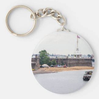 Peter and Paul Fortress St. Petersburg Russia Keychain