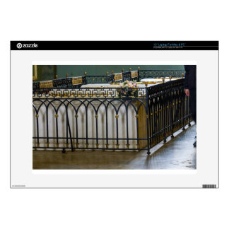 """Peter and Paul Fortress St. Petersburg Russia Skin For 15"""" Laptop"""