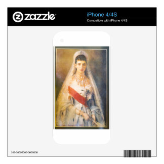 Peter and Paul Fortress St. Petersburg Russia Skins For The iPhone 4S