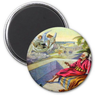 peter and the roman captain Magnet