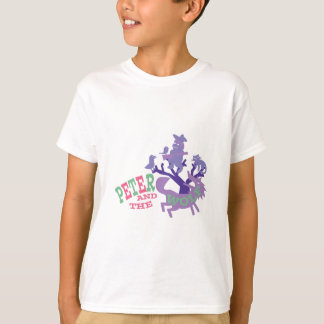 Peter And The Wolf T-Shirt
