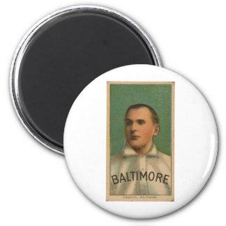 Peter Cassidy, Baltimore, baseball card Magnet