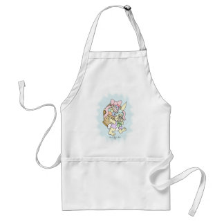 Peter Cotton-tail Easter design 5 Adult Apron