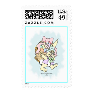 Peter Cotton-tail Easter design 5 Stamp