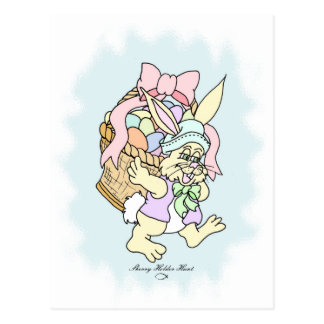 Peter Cotton-tail Easter design 5 Postcard