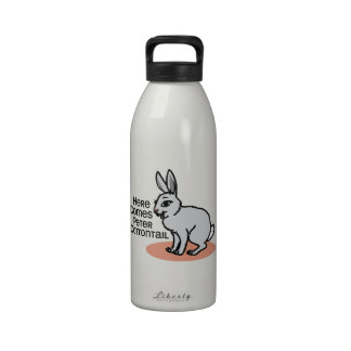 Peter Cottontail Reusable Water Bottle