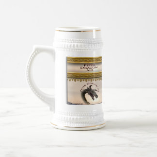 Peter Dragon Ale Stein