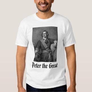 Peter el grandes, polera