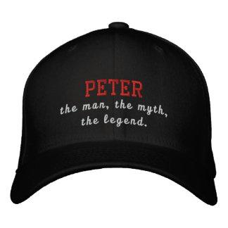Peter el hombre, el mito, la leyenda