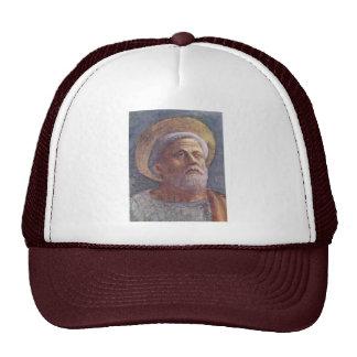 Peter en cátedra por Masaccio (la mejor calidad) Gorras De Camionero