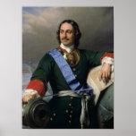 Peter I el gran 1838 Impresiones